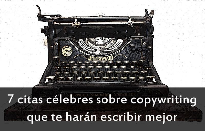 citas copywriting